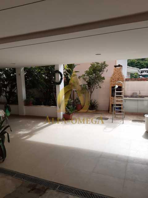 23 - Casa em Condomínio à venda Estrada Campo da Areia,Pechincha, Rio de Janeiro - R$ 750.000 - AOJ60063 - 24