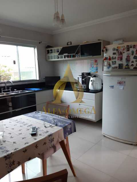 25 - Casa em Condomínio à venda Estrada Campo da Areia,Pechincha, Rio de Janeiro - R$ 750.000 - AOJ60063 - 21