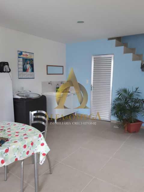 28 - Casa em Condomínio à venda Estrada Campo da Areia,Pechincha, Rio de Janeiro - R$ 750.000 - AOJ60063 - 23
