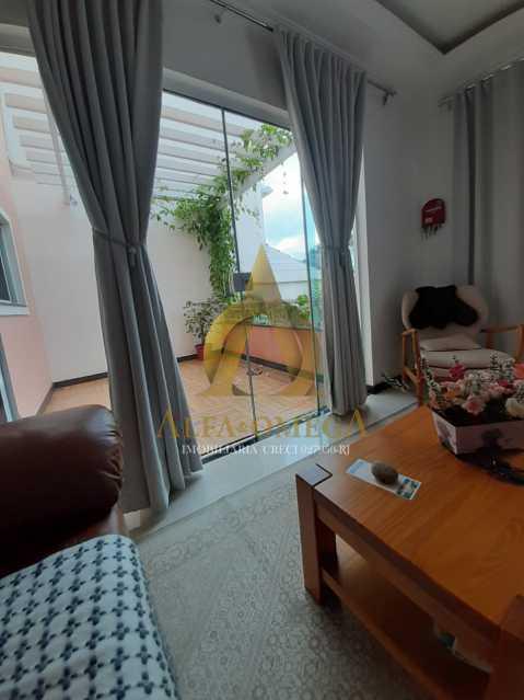 29 - Casa em Condomínio à venda Estrada Campo da Areia,Pechincha, Rio de Janeiro - R$ 750.000 - AOJ60063 - 4