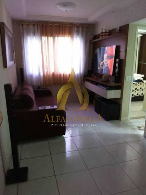 15 - Apartamento Estrada dos Bandeirantes,Curicica, Rio de Janeiro, RJ À Venda, 2 Quartos, 51m² - AOJ20168 - 1