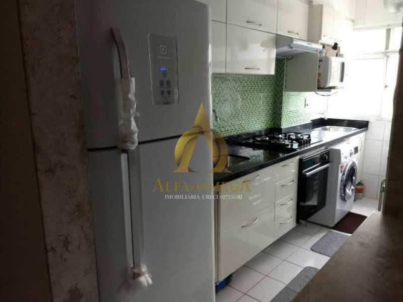 16 - Apartamento Estrada dos Bandeirantes,Curicica, Rio de Janeiro, RJ À Venda, 2 Quartos, 51m² - AOJ20168 - 11