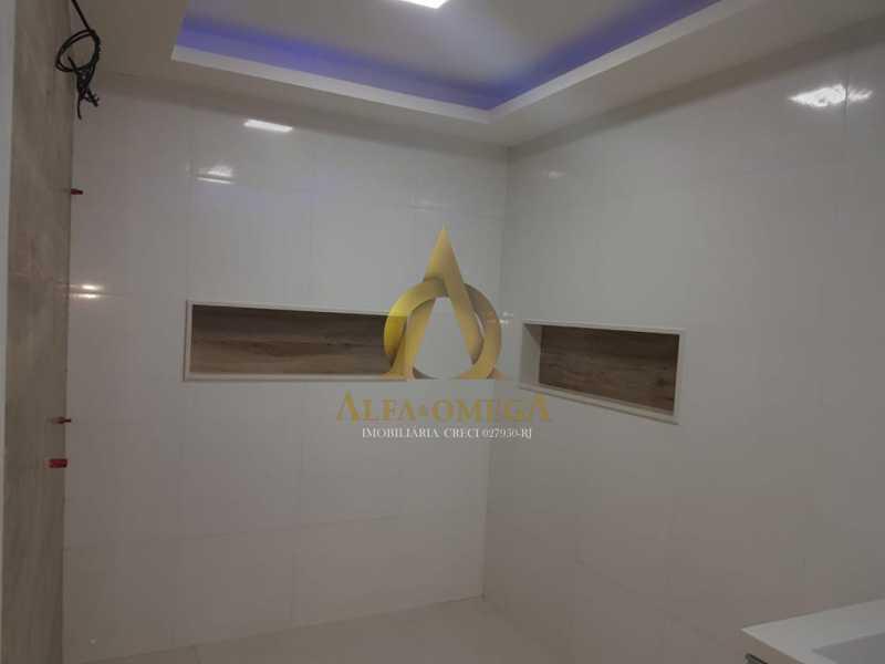 2 - Casa em Condomínio 4 quartos à venda Taquara, Rio de Janeiro - R$ 900.000 - AOJ60066 - 9