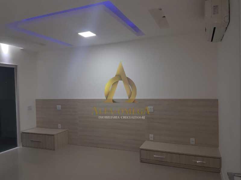 4 - Casa em Condomínio 4 quartos à venda Taquara, Rio de Janeiro - R$ 900.000 - AOJ60066 - 3
