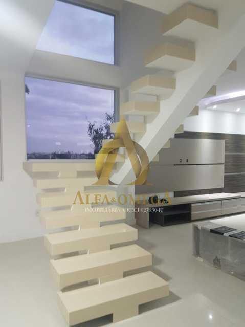 6 - Casa em Condomínio 4 quartos à venda Taquara, Rio de Janeiro - R$ 900.000 - AOJ60066 - 4