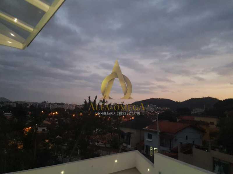 10 - Casa em Condomínio 4 quartos à venda Taquara, Rio de Janeiro - R$ 900.000 - AOJ60066 - 14