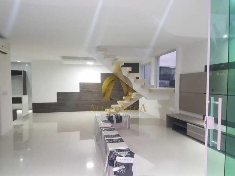 11 - Casa em Condomínio 4 quartos à venda Taquara, Rio de Janeiro - R$ 900.000 - AOJ60066 - 1