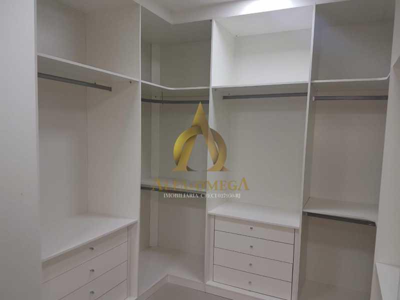 13 - Casa em Condomínio 4 quartos à venda Taquara, Rio de Janeiro - R$ 900.000 - AOJ60066 - 7