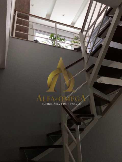 8 - Cobertura Avenida Vice Presidente José de Alencar,Jacarepaguá, Rio de Janeiro, RJ À Venda, 3 Quartos, 173m² - AOJ50039 - 8
