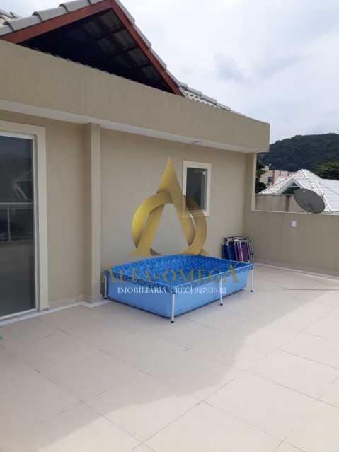 1 - Casa em Condomínio Estrada do Rio Grande,Taquara, Rio de Janeiro, RJ À Venda, 2 Quartos, 130m² - AOJ60067 - 16