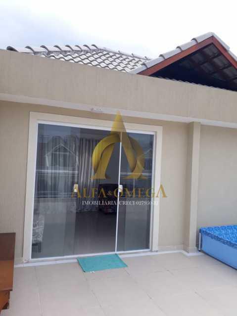 2 - Casa em Condomínio Estrada do Rio Grande,Taquara, Rio de Janeiro, RJ À Venda, 2 Quartos, 130m² - AOJ60067 - 17