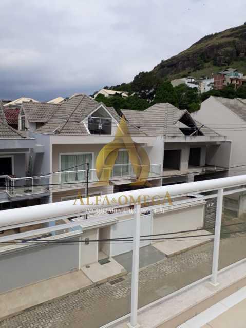 3 - Casa em Condomínio Estrada do Rio Grande,Taquara, Rio de Janeiro, RJ À Venda, 2 Quartos, 130m² - AOJ60067 - 18