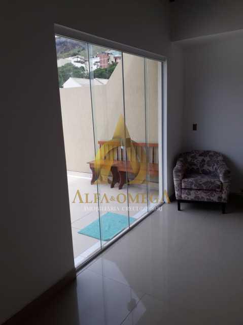 4 - Casa em Condomínio Estrada do Rio Grande,Taquara, Rio de Janeiro, RJ À Venda, 2 Quartos, 130m² - AOJ60067 - 7