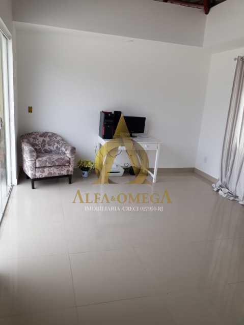 5 - Casa em Condomínio Estrada do Rio Grande,Taquara, Rio de Janeiro, RJ À Venda, 2 Quartos, 130m² - AOJ60067 - 8