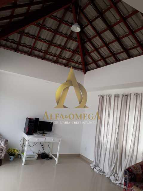 6 - Casa em Condomínio Estrada do Rio Grande,Taquara, Rio de Janeiro, RJ À Venda, 2 Quartos, 130m² - AOJ60067 - 9