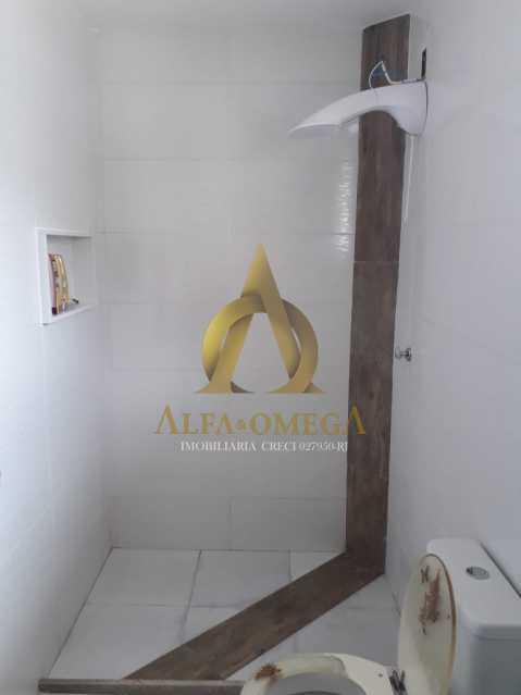 9 - Casa em Condomínio Estrada do Rio Grande,Taquara, Rio de Janeiro, RJ À Venda, 2 Quartos, 130m² - AOJ60067 - 13
