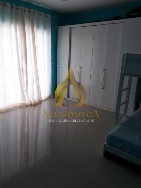 12 - Casa em Condomínio Estrada do Rio Grande,Taquara, Rio de Janeiro, RJ À Venda, 2 Quartos, 130m² - AOJ60067 - 5