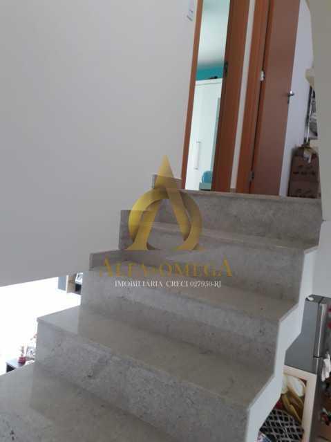 13 - Casa em Condomínio Estrada do Rio Grande,Taquara, Rio de Janeiro, RJ À Venda, 2 Quartos, 130m² - AOJ60067 - 4