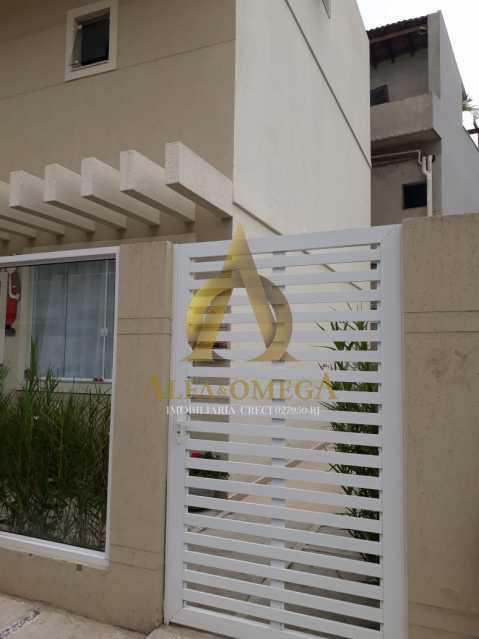 14 - Casa em Condomínio Estrada do Rio Grande,Taquara, Rio de Janeiro, RJ À Venda, 2 Quartos, 130m² - AOJ60067 - 22