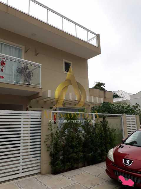 15 - Casa em Condomínio Estrada do Rio Grande,Taquara, Rio de Janeiro, RJ À Venda, 2 Quartos, 130m² - AOJ60067 - 23