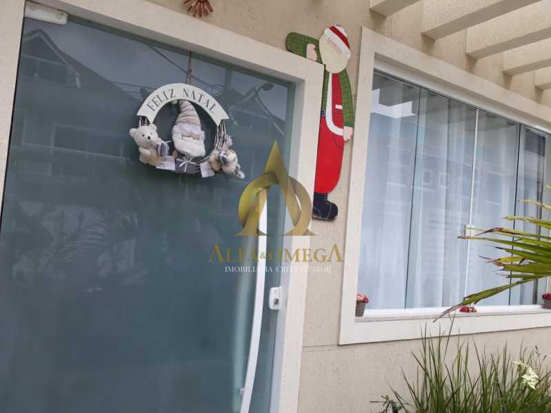 19 - Casa em Condomínio Estrada do Rio Grande,Taquara, Rio de Janeiro, RJ À Venda, 2 Quartos, 130m² - AOJ60067 - 21