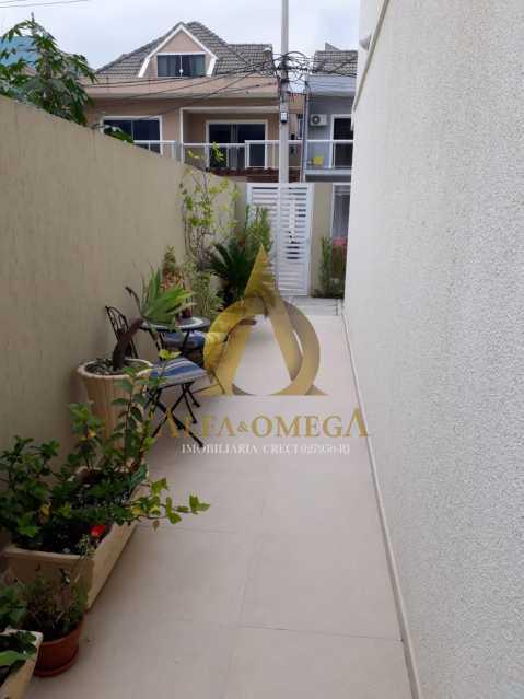 20 - Casa em Condomínio Estrada do Rio Grande,Taquara, Rio de Janeiro, RJ À Venda, 2 Quartos, 130m² - AOJ60067 - 19