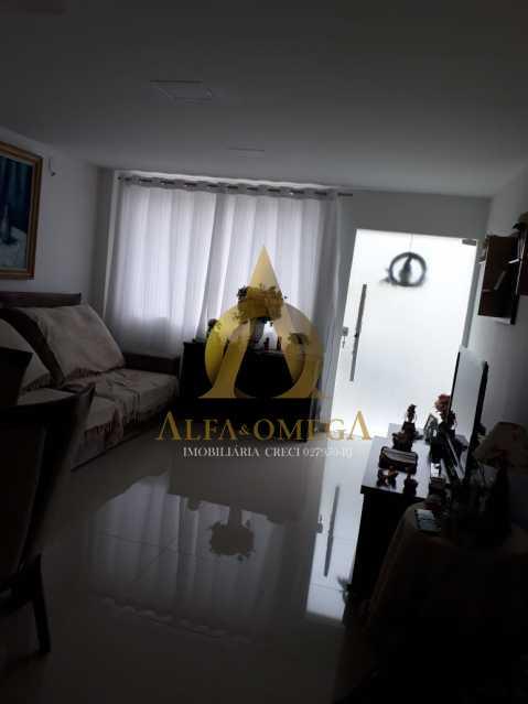 22 - Casa em Condomínio Estrada do Rio Grande,Taquara, Rio de Janeiro, RJ À Venda, 2 Quartos, 130m² - AOJ60067 - 1