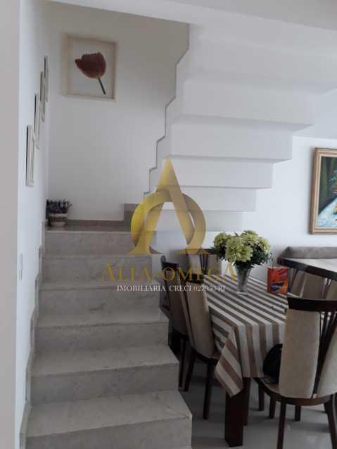 23 - Casa em Condomínio Estrada do Rio Grande,Taquara, Rio de Janeiro, RJ À Venda, 2 Quartos, 130m² - AOJ60067 - 3