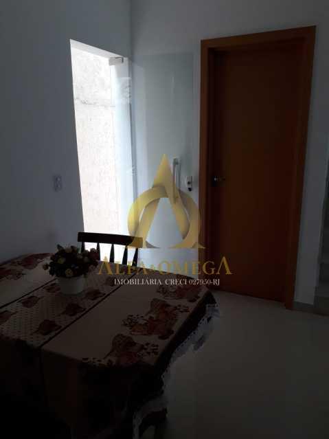 24 - Casa em Condomínio Estrada do Rio Grande,Taquara, Rio de Janeiro, RJ À Venda, 2 Quartos, 130m² - AOJ60067 - 15
