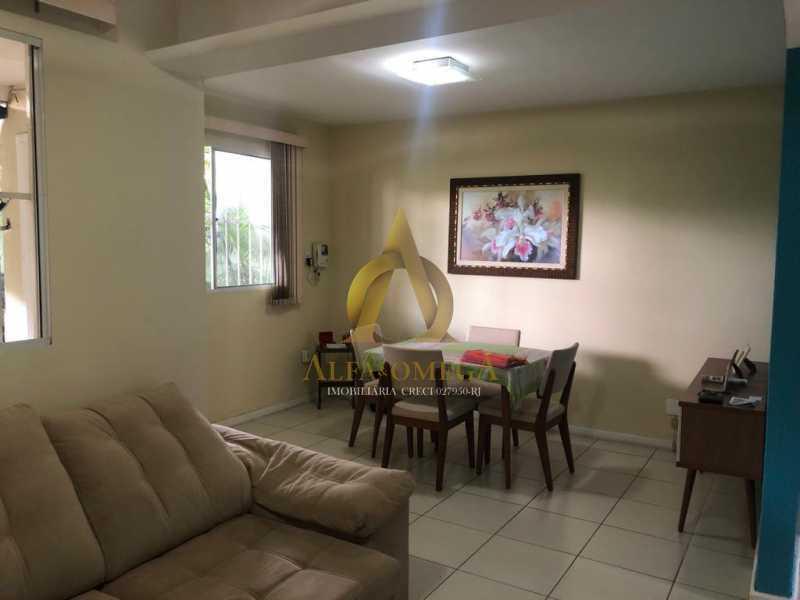 2 - Casa Rua Iriju,Taquara, Rio de Janeiro, RJ À Venda, 3 Quartos, 128m² - AOJ60068 - 3