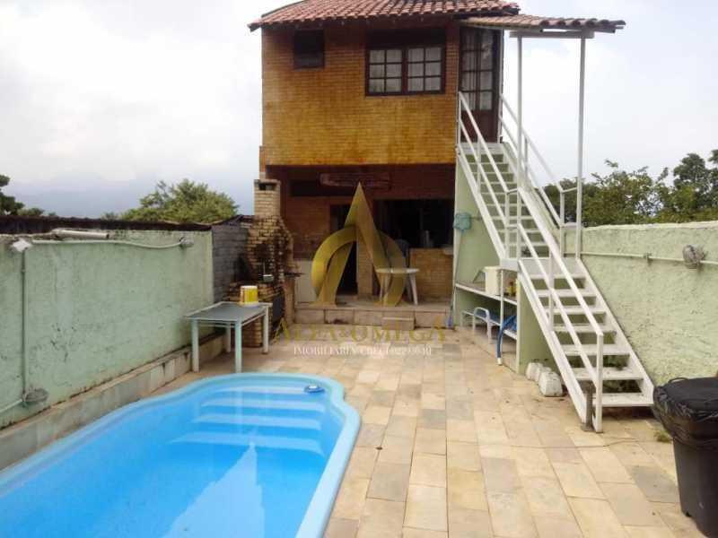 19 - Casa Rua Iriju,Taquara, Rio de Janeiro, RJ À Venda, 3 Quartos, 128m² - AOJ60068 - 19