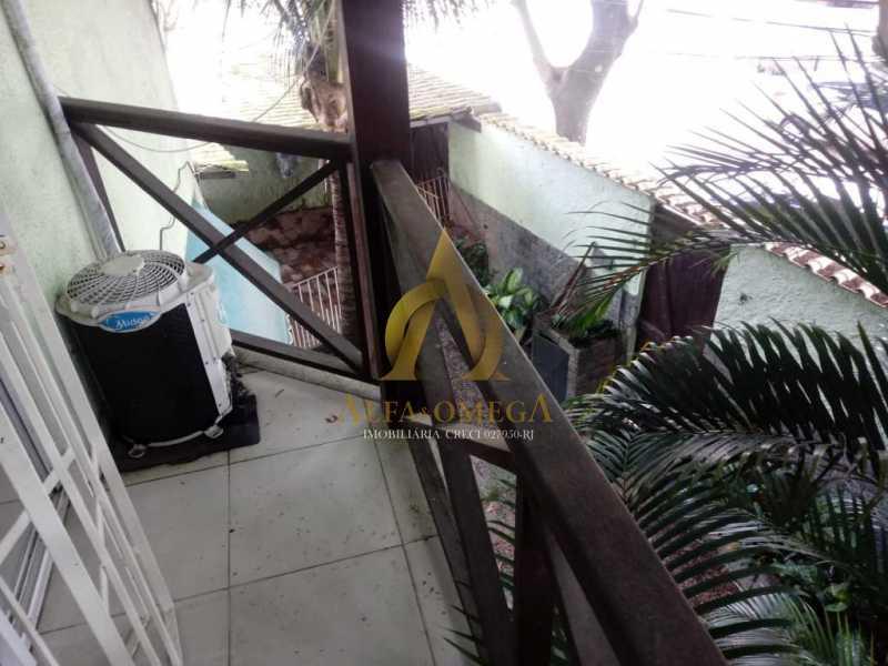 26 - Casa Rua Iriju,Taquara, Rio de Janeiro, RJ À Venda, 3 Quartos, 128m² - AOJ60068 - 28