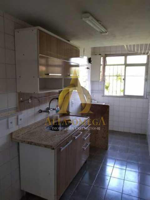 1 - Apartamento Rua Godofredo Viana,Taquara, Rio de Janeiro, RJ À Venda, 2 Quartos, 62m² - AOJ20170 - 11