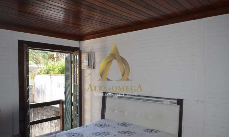 1 - Casa em Condomínio Rua Ituverava,Anil, Rio de Janeiro, RJ À Venda, 3 Quartos, 192m² - AOJ60069 - 4