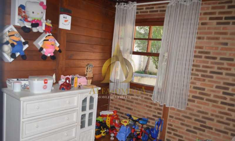 2 - Casa em Condomínio Rua Ituverava,Anil, Rio de Janeiro, RJ À Venda, 3 Quartos, 192m² - AOJ60069 - 6