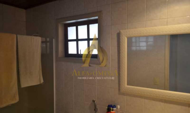 3 - Casa em Condomínio Rua Ituverava,Anil, Rio de Janeiro, RJ À Venda, 3 Quartos, 192m² - AOJ60069 - 8