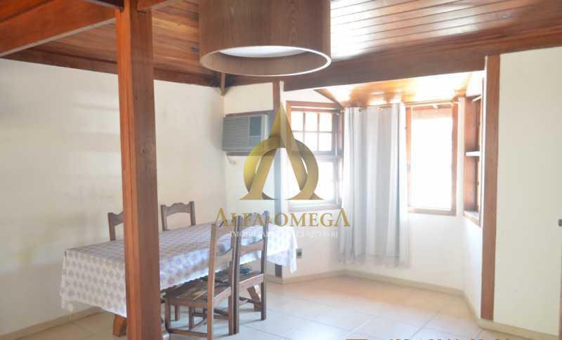5 - Casa em Condomínio Rua Ituverava,Anil, Rio de Janeiro, RJ À Venda, 3 Quartos, 192m² - AOJ60069 - 3