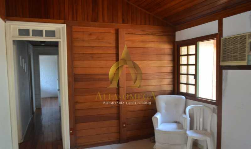 7 - Casa em Condomínio Rua Ituverava,Anil, Rio de Janeiro, RJ À Venda, 3 Quartos, 192m² - AOJ60069 - 10