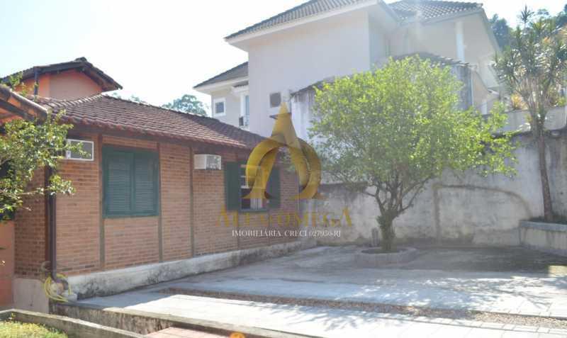 8 - Casa em Condomínio Rua Ituverava,Anil, Rio de Janeiro, RJ À Venda, 3 Quartos, 192m² - AOJ60069 - 15