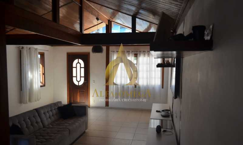 9 - Casa em Condomínio Rua Ituverava,Anil, Rio de Janeiro, RJ À Venda, 3 Quartos, 192m² - AOJ60069 - 9