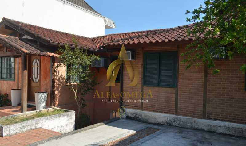 13 - Casa em Condomínio Rua Ituverava,Anil, Rio de Janeiro, RJ À Venda, 3 Quartos, 192m² - AOJ60069 - 12