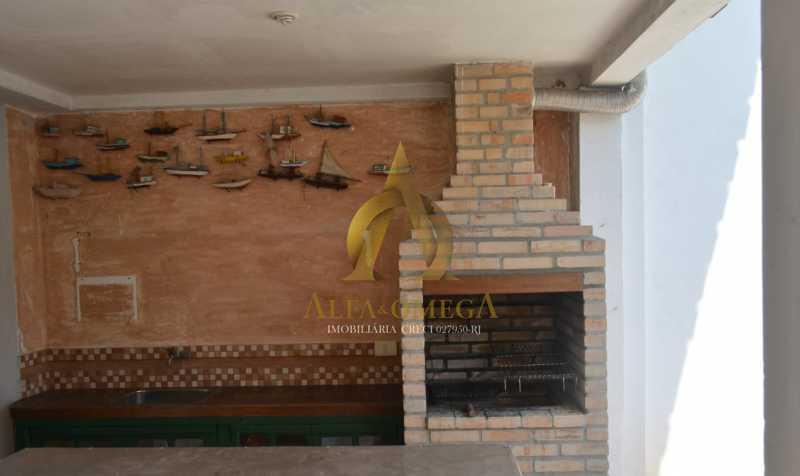 16 - Casa em Condomínio Rua Ituverava,Anil, Rio de Janeiro, RJ À Venda, 3 Quartos, 192m² - AOJ60069 - 16
