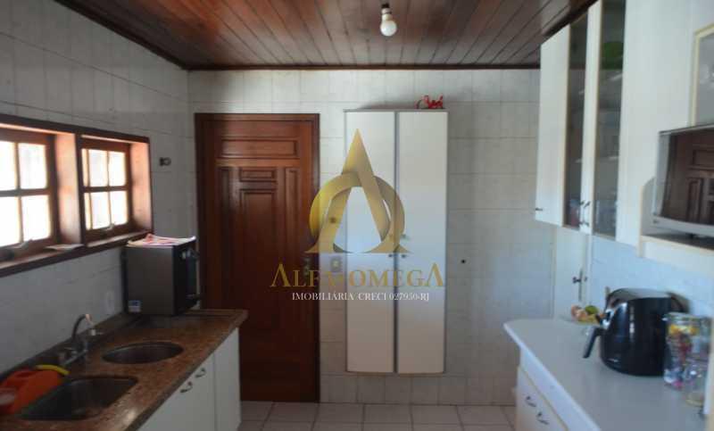 17 - Casa em Condomínio Rua Ituverava,Anil, Rio de Janeiro, RJ À Venda, 3 Quartos, 192m² - AOJ60069 - 11