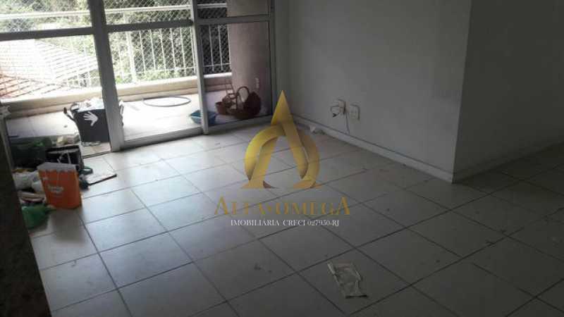 6 - Apartamento à venda Rua Retiro dos Artistas,Pechincha, Rio de Janeiro - R$ 258.000 - AOJ20171 - 1
