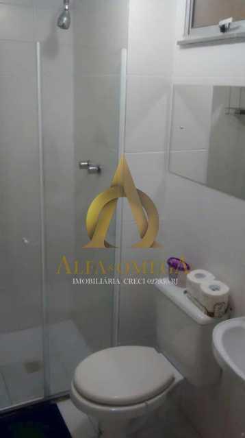 1 - Apartamento Estrada da Boiuna,Taquara, Rio de Janeiro, RJ Para Alugar, 2 Quartos, 58m² - AOJ20053L - 7