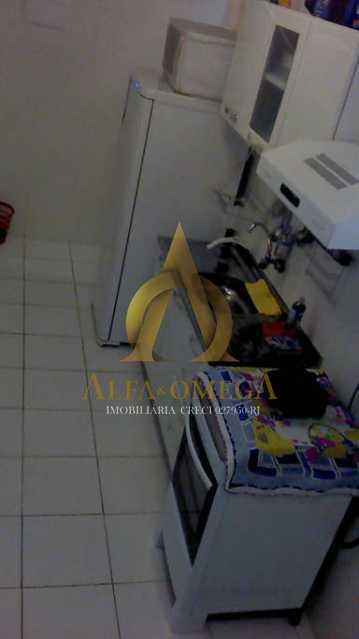 2 - Apartamento Estrada da Boiuna,Taquara, Rio de Janeiro, RJ Para Alugar, 2 Quartos, 58m² - AOJ20053L - 8