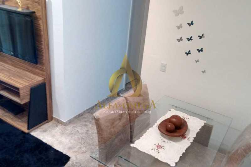 6 - Apartamento Estrada da Boiuna,Taquara, Rio de Janeiro, RJ Para Alugar, 2 Quartos, 58m² - AOJ20053L - 3