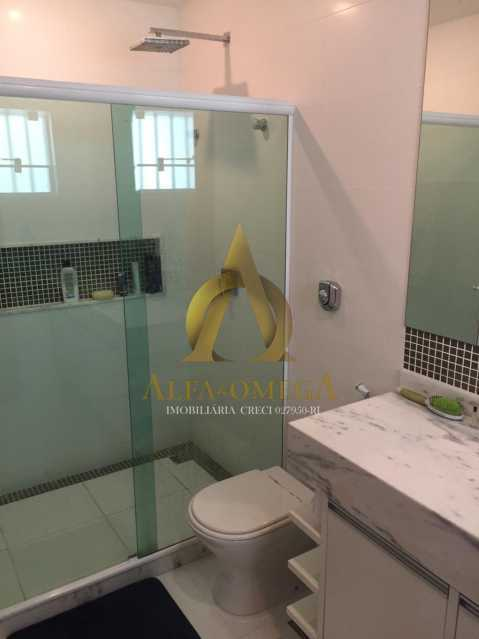 2 - Casa em Condomínio 4 quartos à venda Barra da Tijuca, Rio de Janeiro - R$ 3.800.000 - AO60135 - 19