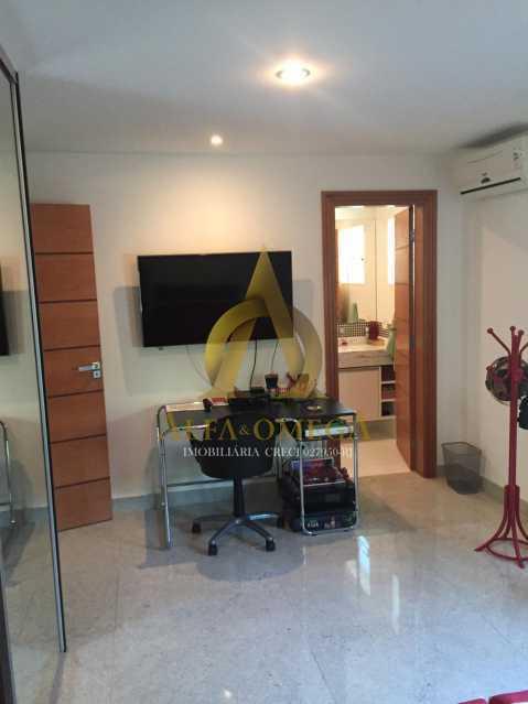 3 - Casa em Condomínio 4 quartos à venda Barra da Tijuca, Rio de Janeiro - R$ 3.800.000 - AO60135 - 6
