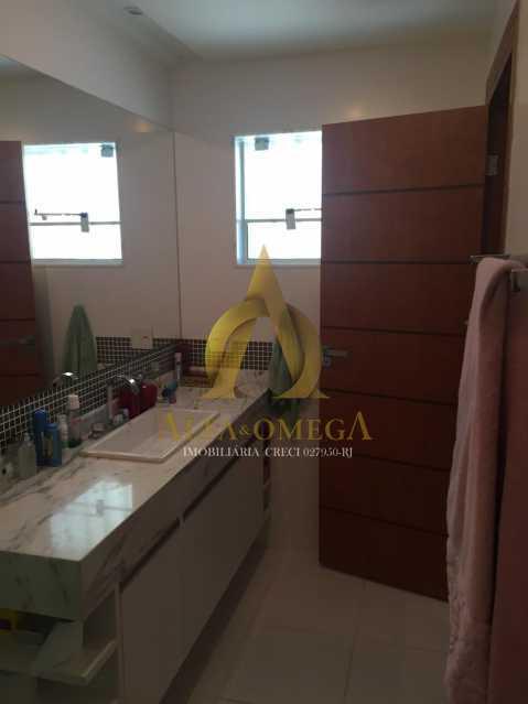 4 - Casa em Condomínio 4 quartos à venda Barra da Tijuca, Rio de Janeiro - R$ 3.800.000 - AO60135 - 16